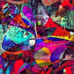 psychedelic art investing capital market