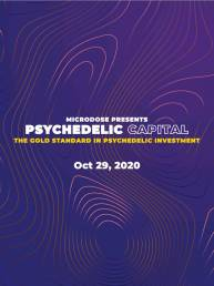 psychedelic capital october gold standard investment