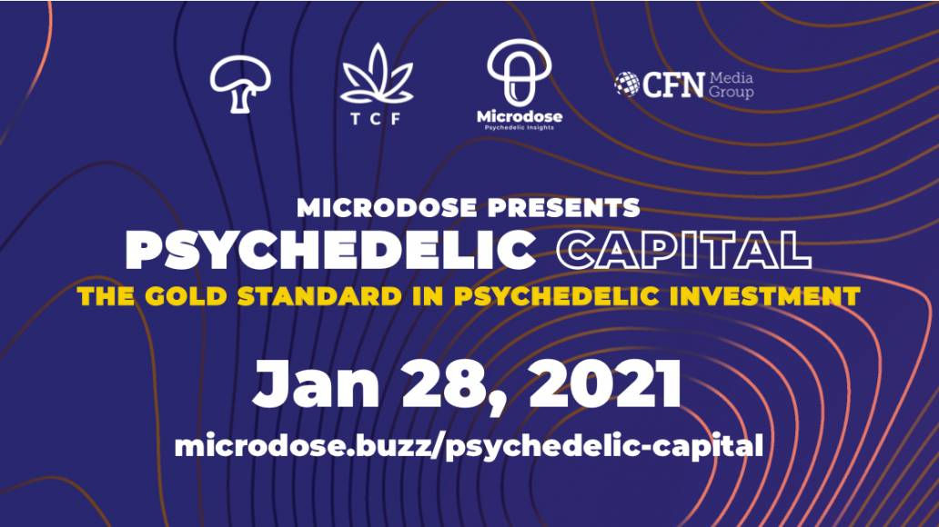 psychedelic capital investment medicine healing stocks capital markets